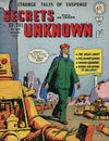 Cover for Secrets of the Unknown (Alan Class, 1962 series) #56
