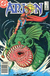 Cover Thumbnail for Arion, Lord of Atlantis (1982 series) #22 [Canadian]