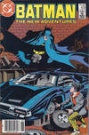 Cover Thumbnail for Batman (1940 series) #408 [Canadian]