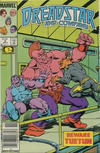 Cover for Dreadstar and Company (Marvel, 1985 series) #5 [Canadian Newsstand Edition]