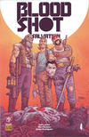 Cover for Bloodshot Salvation (Valiant Entertainment, 2017 series) #4 Pre-Order Edition