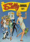 Cover for Sally Annual (IPC, 1971 series) #1971
