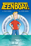 Cover for Teen Boat (Houghton Mifflin, 2012 series)