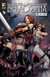Cover for Belladonna: Fire and Fury (Avatar Press, 2017 series) #2 [Vintage Furies Nude Cover]
