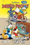 Cover Thumbnail for Donald Pocket (1968 series) #132 - Donald trår til [3. utgave bc 239 17]