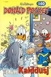 Cover Thumbnail for Donald Pocket (1968 series) #140 - Kalddusj [3. utgave bc 239 17]