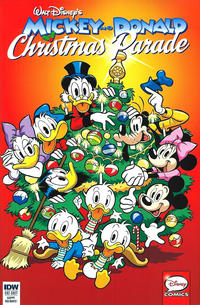 Cover Thumbnail for Mickey and Donald Christmas Parade (IDW, 2015 series) #3