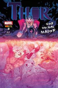 Cover Thumbnail for Thor (Panini Brasil, 2017 series) #2
