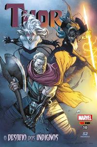 Cover Thumbnail for Thor (Panini Brasil, 2017 series) #10