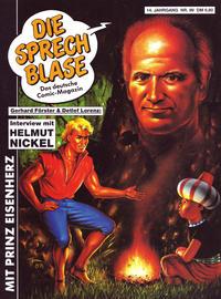 Cover Thumbnail for Die Sprechblase (Norbert Hethke Verlag, 1978 series) #99