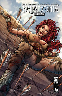 Cover Thumbnail for Belladonna: Fire and Fury (Avatar Press, 2017 series) #1 [Killer Body Cover]