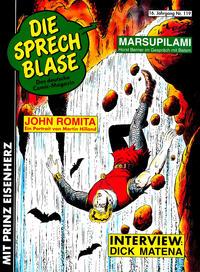 Cover Thumbnail for Die Sprechblase (Norbert Hethke Verlag, 1978 series) #119