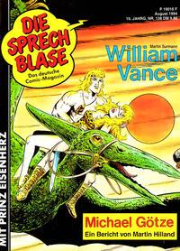 Cover Thumbnail for Die Sprechblase (Norbert Hethke Verlag, 1978 series) #138