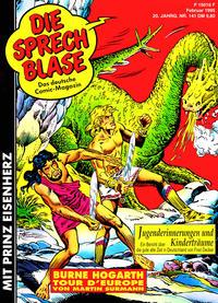 Cover Thumbnail for Die Sprechblase (Norbert Hethke Verlag, 1978 series) #141