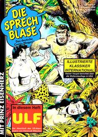 Cover Thumbnail for Die Sprechblase (Norbert Hethke Verlag, 1978 series) #152