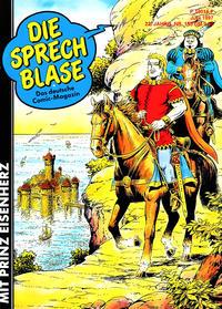 Cover Thumbnail for Die Sprechblase (Norbert Hethke Verlag, 1978 series) #155