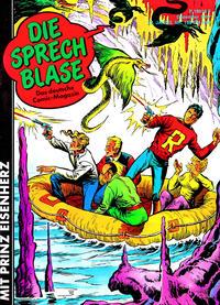 Cover Thumbnail for Die Sprechblase (Norbert Hethke Verlag, 1978 series) #158