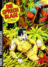 Cover Thumbnail for Die Sprechblase (Norbert Hethke Verlag, 1978 series) #169