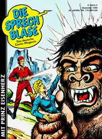 Cover Thumbnail for Die Sprechblase (Norbert Hethke Verlag, 1978 series) #170