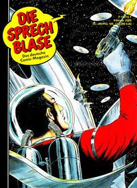 Cover Thumbnail for Die Sprechblase (Norbert Hethke Verlag, 1978 series) #171