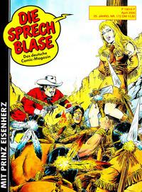Cover Thumbnail for Die Sprechblase (Norbert Hethke Verlag, 1978 series) #172