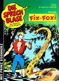 Cover Thumbnail for Die Sprechblase (Norbert Hethke Verlag, 1978 series) #173