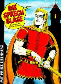 Cover Thumbnail for Die Sprechblase (Norbert Hethke Verlag, 1978 series) #175