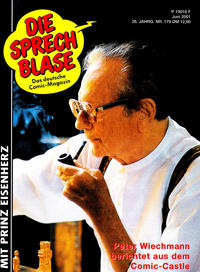 Cover Thumbnail for Die Sprechblase (Norbert Hethke Verlag, 1978 series) #179