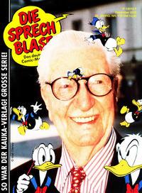Cover Thumbnail for Die Sprechblase (Norbert Hethke Verlag, 1978 series) #176