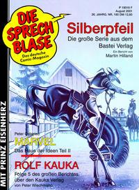 Cover Thumbnail for Die Sprechblase (Norbert Hethke Verlag, 1978 series) #180