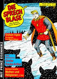Cover Thumbnail for Die Sprechblase (Norbert Hethke Verlag, 1978 series) #183