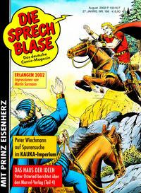 Cover Thumbnail for Die Sprechblase (Norbert Hethke Verlag, 1978 series) #186