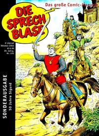 Cover Thumbnail for Die Sprechblase (Norbert Hethke Verlag, 1978 series) #193