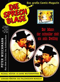 Cover Thumbnail for Die Sprechblase (Norbert Hethke Verlag, 1978 series) #195