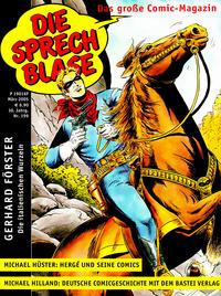 Cover Thumbnail for Die Sprechblase (Norbert Hethke Verlag, 1978 series) #199