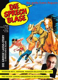 Cover Thumbnail for Die Sprechblase (Norbert Hethke Verlag, 1978 series) #202
