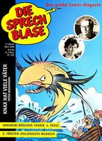 Cover Thumbnail for Die Sprechblase (Norbert Hethke Verlag, 1978 series) #203