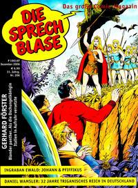 Cover Thumbnail for Die Sprechblase (Norbert Hethke Verlag, 1978 series) #206