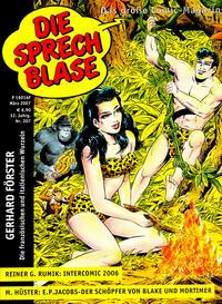 Cover Thumbnail for Die Sprechblase (Norbert Hethke Verlag, 1978 series) #207