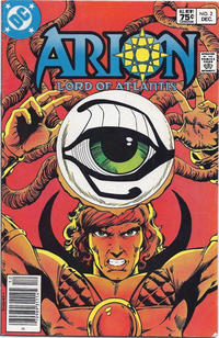 Cover Thumbnail for Arion, Lord of Atlantis (DC, 1982 series) #2 [Canadian]