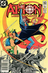 Cover Thumbnail for Arion, Lord of Atlantis (DC, 1982 series) #7 [Canadian]