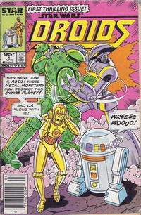 Cover Thumbnail for Droids (Marvel, 1986 series) #1 [Canadian]
