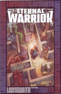 Cover Thumbnail for Wrath of the Eternal Warrior (Valiant Entertainment, 2015 series) #7 [Cover C - Juan José Ryp]