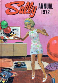 Cover Thumbnail for Sally Annual (IPC, 1971 series) #1972