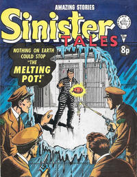 Cover Thumbnail for Sinister Tales (Alan Class, 1964 series) #126