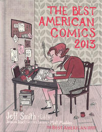 Cover Thumbnail for The Best American Comics (Houghton Mifflin, 2006 series) #2013