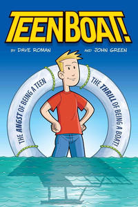Cover Thumbnail for Teen Boat (Houghton Mifflin, 2012 series)