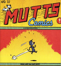 Cover Thumbnail for Mutts (Andrews McMeel, 1996 series) #10 - Who Let the Cat Out