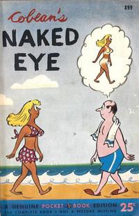 Cover Thumbnail for Cobean's Naked Eye (Pocket Books, 1952 series) #899