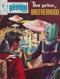 Cover Thumbnail for Space Fiction Gemini 2000 (M V Features Limited, 1960 ? series) #6
